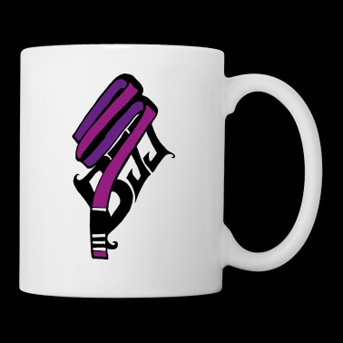 Purple belt - Mugg