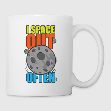 I Space Out Vaak Gift - Mok