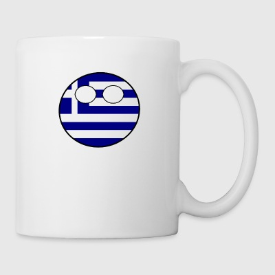 Countryball Country Homeland Greece - Mug