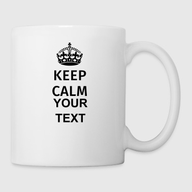 Keep Calm - Tazza