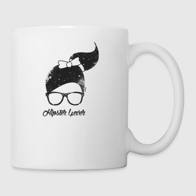 Hipster siempre (F) - Taza