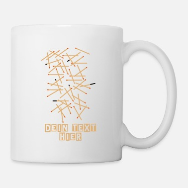 Match Matches - Mug