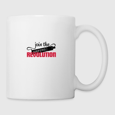 Vaping revolution - Mug