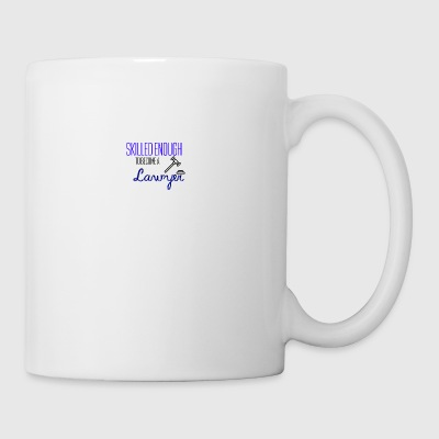 Being a lawyer - Mug