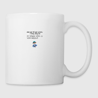 Funny story for my parents - Mug