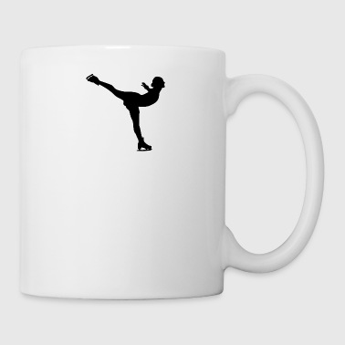 ice dancer - Mug