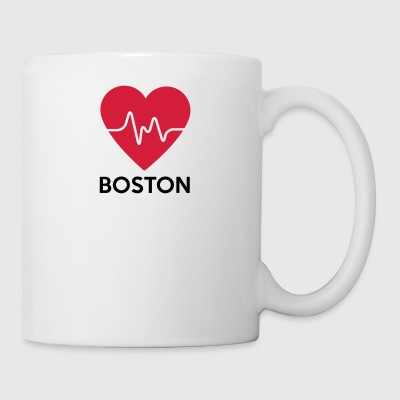 heart Boston - Mug