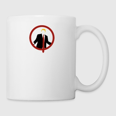 Trump Shield Tie - Tasse