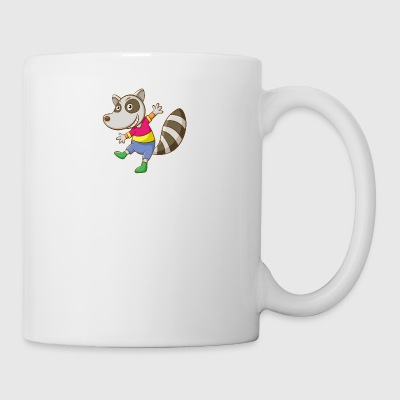 Diseño animal divertido - Taza