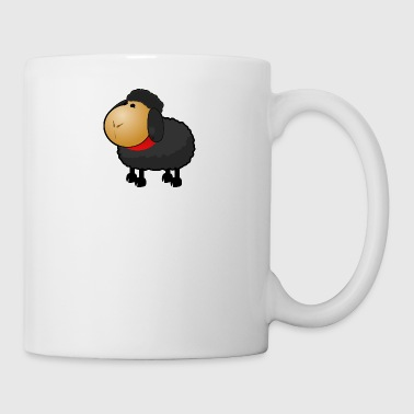 Black Sheep stile comico - Tazza