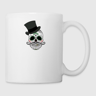 Day of the dead - Tasse