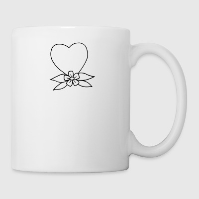 Heart traditional - Mug