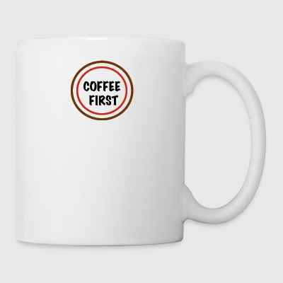 COFFEE FIRST - Mug