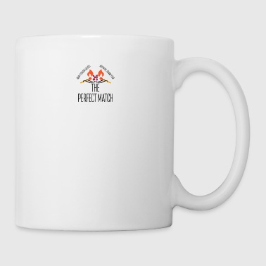 The perfect match - Mug