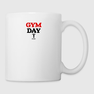 Day Gym Demain - Tasse