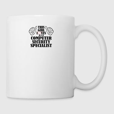 computer security specialist - Mug