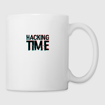 PIRATAGE TIME HACKER - Tasse