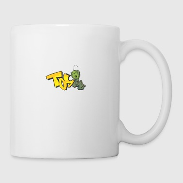 toy graffiti - Mug