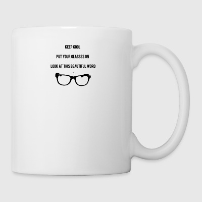 Keep Cool Glasses - Tasse