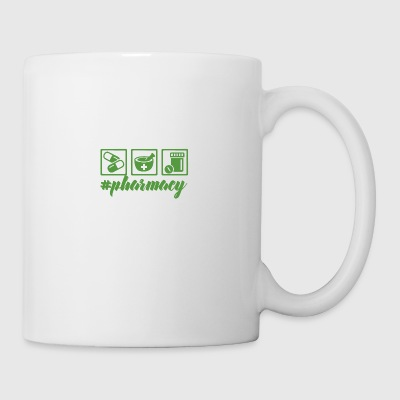 Pharmacy / Pharmacist: #pharmacy - Mug