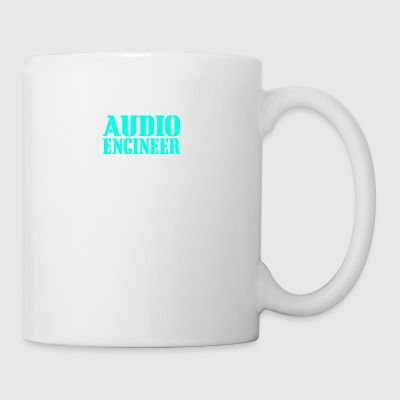 AUDIO ENGINEER - Mug