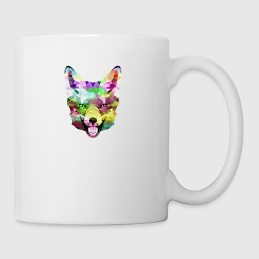 Polygon Fuchs - Tasse