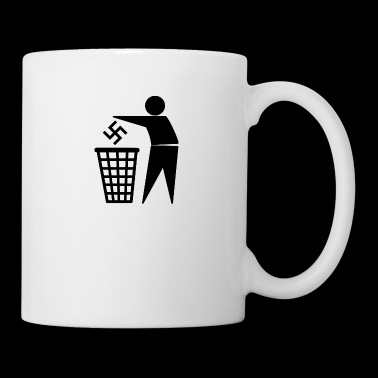 Against Nazis - Mug
