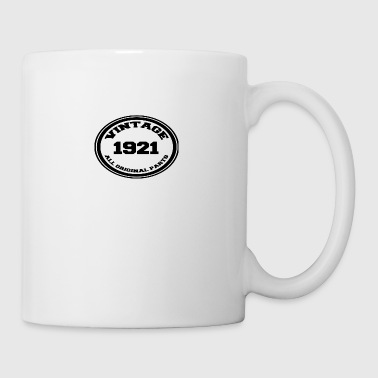 Year of birth 1921 - Mug