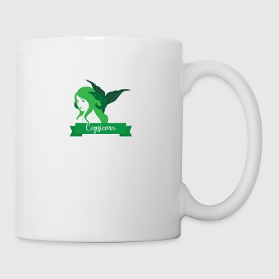 Star sign Capricorn / Zodiac Capricorn - Mug