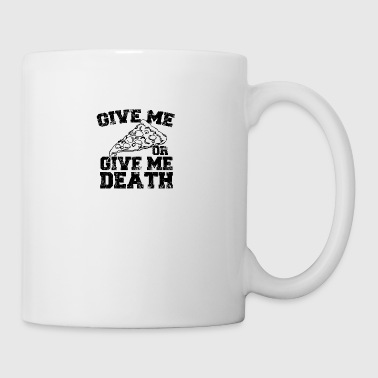 Give me pizza - Mug