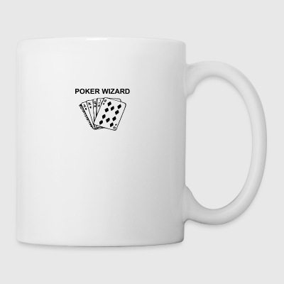 Wizard Poker - Tazza