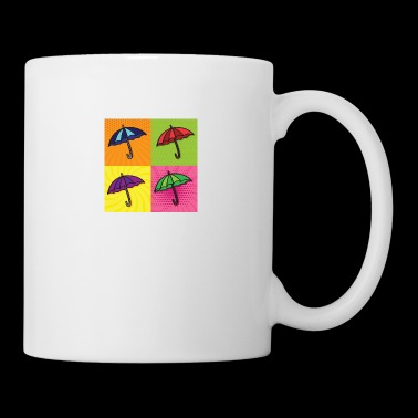 Pop Art / fumetto: Umbrella - Tazza