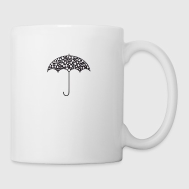 Umbrella illustration - Mug