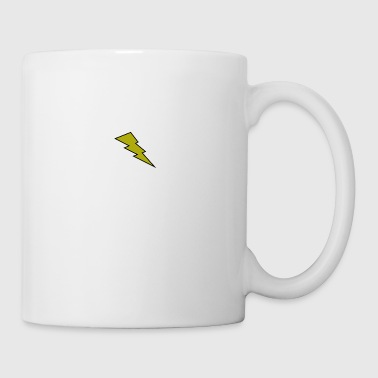 lightening bolt - Mug
