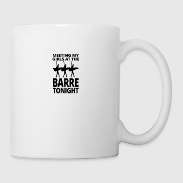 Ballett barre tonight - Tasse