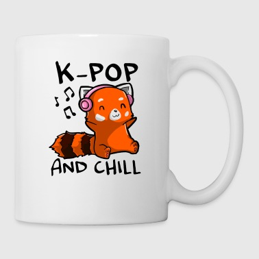 K Pop and chill - K-Pop Fan Design - Tasse