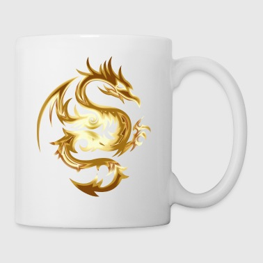 dragon - Tasse
