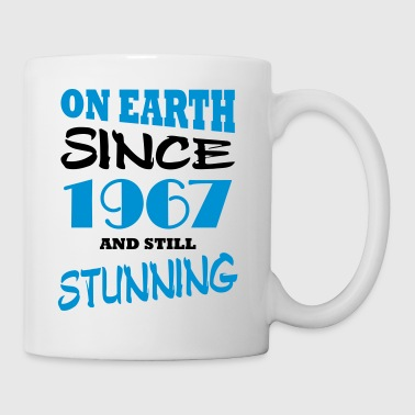 On earth since 1967 and still stunning - Mug