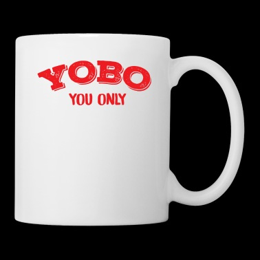 YOBO Swimming T-Shirt - Mug