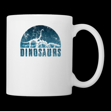 Gift Dino dinosaur prehistoric lizard saying child - Mug