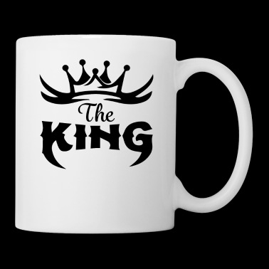 The King - Show Who's King - Regalo - Taza