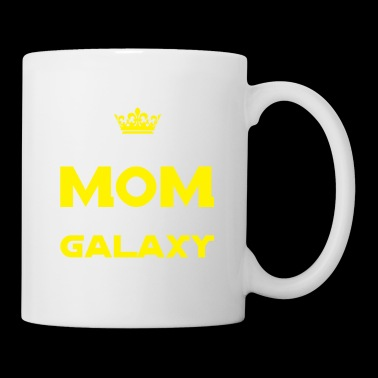 Best mother in the galaxy gift Mother's Day - Mug