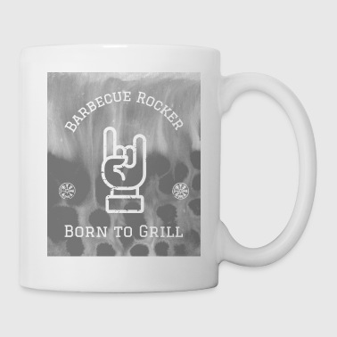 Barbecue Rocker - Born to Grill - Taza