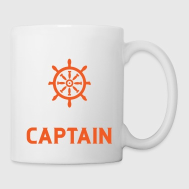 This Guy is the Captain - Gift Captain Sailing - Mug