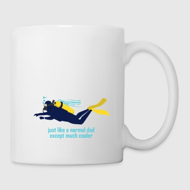 Buceo - Buceo - Padre - fresco - normal - Taza
