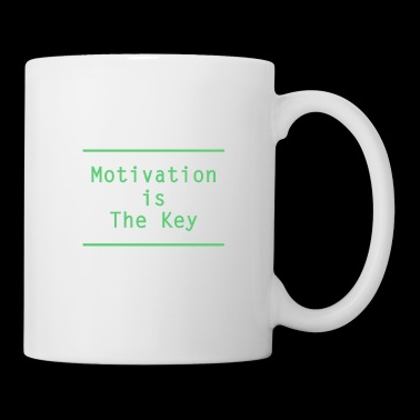 Motivation and success in work, school and university - Mug