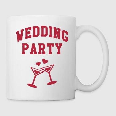 Wedding Party - Mug