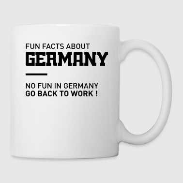 fun facts about germany - Tasse
