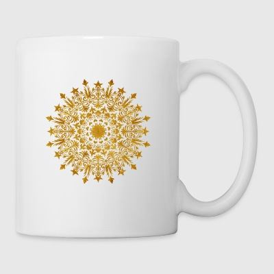 Mandala - The Crown - Mug
