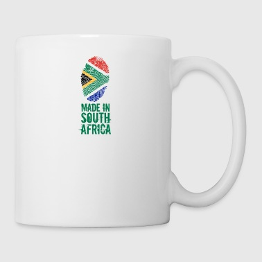 Made In South Africa / South Africa - Mug
